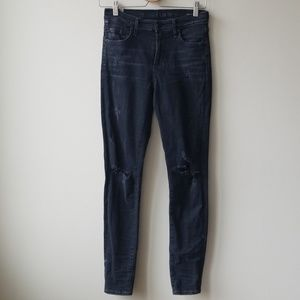 Citizens of Humanity Sz 26 Rocket High Rise Skinny